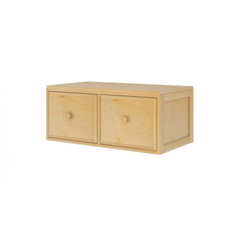 4320 / 2 DRAWER CUBE UNIT