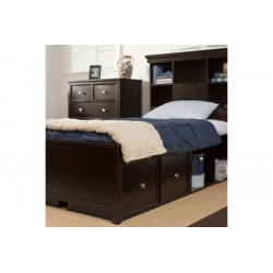 BOSTON 2 CAPTAINS BED / TWIN