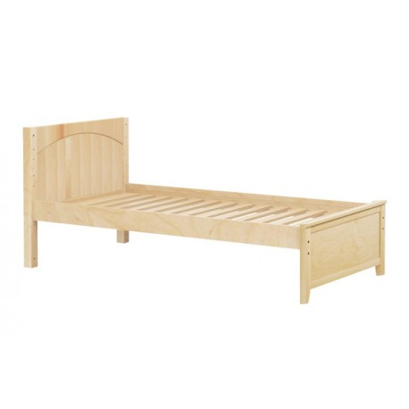 1160P / TRADITIONAL BED WITHOUT FOOTBOARD / TWIN